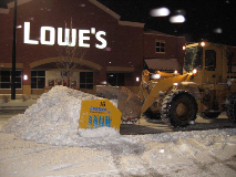 Big Box Regional, National Snow Removal