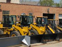 Front End Loaders For Snow Removal