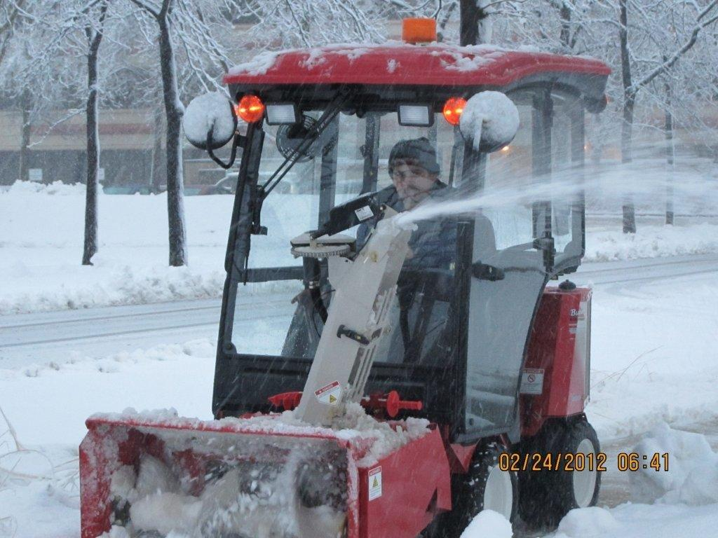 Blower Snow Removal Equipment : Snow removal equipment for tractors blowers