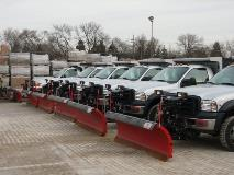 Snow Plow Trucks